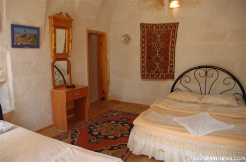 Rooms - Dream cave hotel(Holy caves)