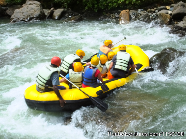 Luva Rafting - Adventure Tours