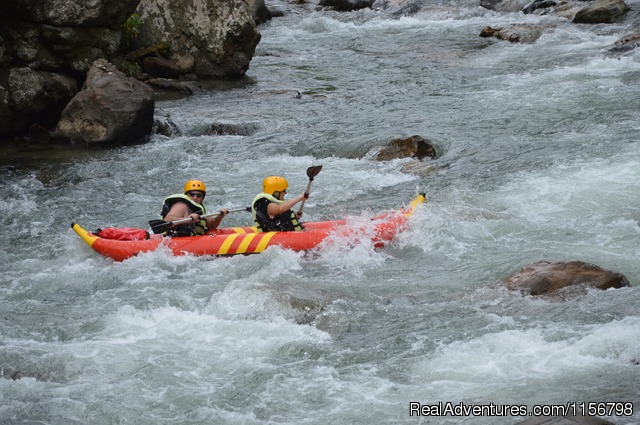 Luva Kayaking - Adventure Tours