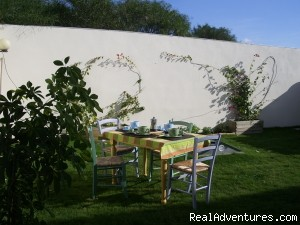 garden - Bed & Breakfast Golfo degli Angeli