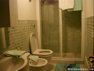 bathroom - Bed & Breakfast Golfo degli Angeli