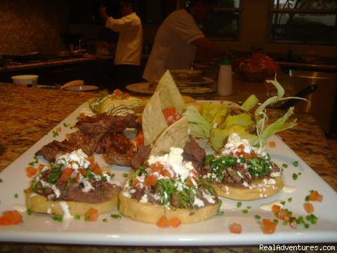 Mexican Dinner (#3 of 14) - Chef , butler and Transportation services in Cabo