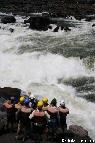 Zambezi Whitewater Rafting Expedition