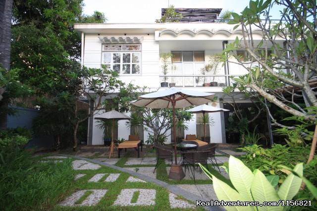 Frangipani Villa-60s Hotel - Frangipani Villa-90s Hotel