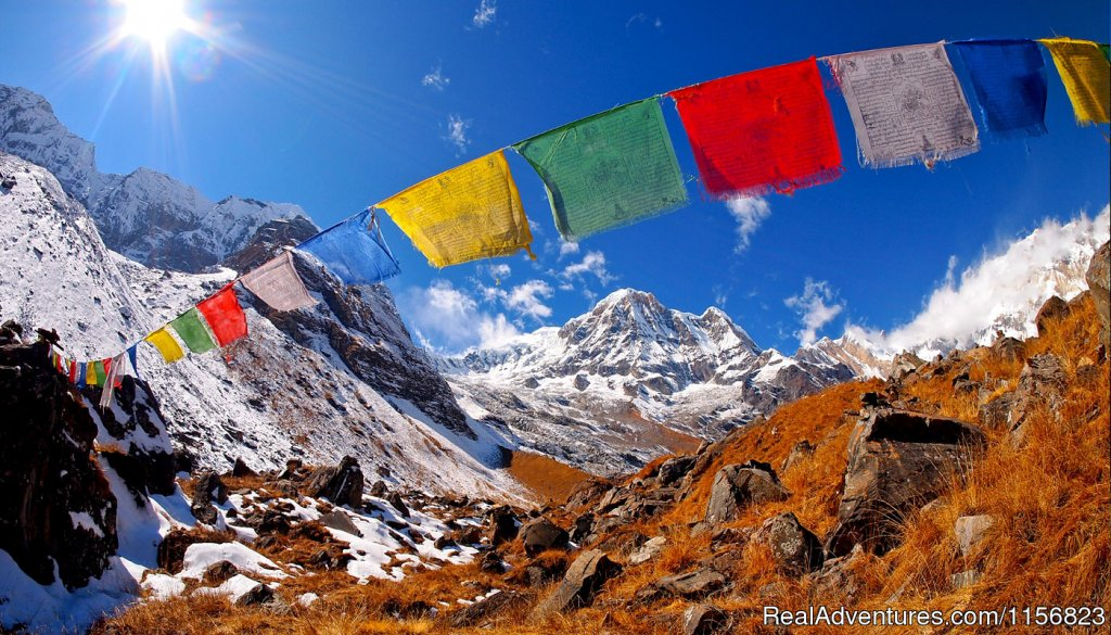 Image #4/7 | Adventures trips in Nepal