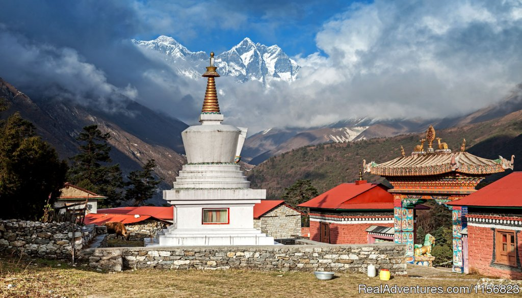 Since 1992 we've been helping travelers from around the world to discover the natural beauties and cultural treasures of Nepal, Tibet and Bhutan. We can arrange you from famous Nepal trekking to the Everest Base Camp, to a spiritual tour of Tibet.