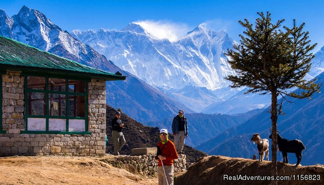 - Adventures trips in Nepal