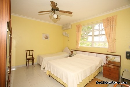 Yellow Room - Palm Paradise Guest House + 2 Apartments