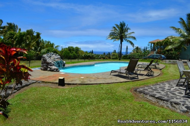 40 Foot Saltwater Pool - Maui Ocean Breezes Vacation Rentals