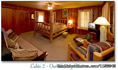 Serenity Cabin - Family Fun at Aunt Grace's Stay 'N Play