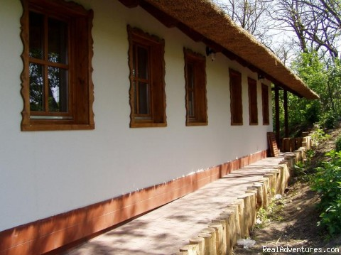 In the building we have 5 comfortable guest rooms - Fishing & Nature Holiday in Hungary