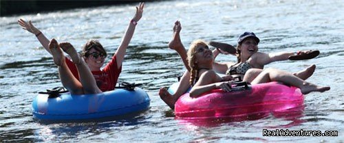 What fun | Image #5/5 | Delaware River Tubing and Jet Boat Tours
