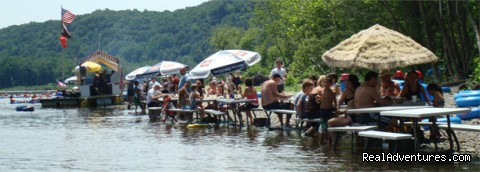Don't miss this - Delaware River Tubing and Jet Boat Tours