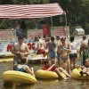 Delaware River Tubing and Jet Boat Tours Frenchtown, New Jersey Tubing