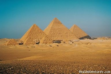 Egypt Horse  and Dune Buggies Tours: Giza Pyramids