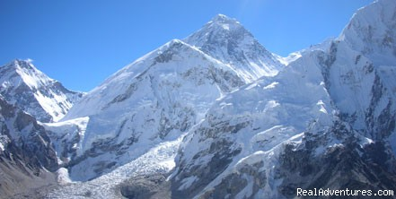 World Heritage Treks & Expedition: Mount everest
