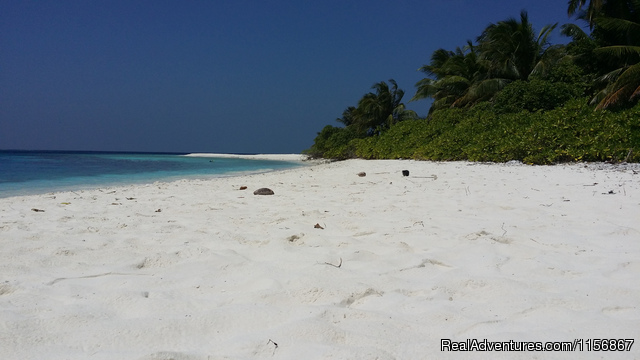 Oceanic Village at V.Thinadhoo Island