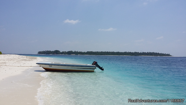 - Oceanic Village at V.Thinadhoo Island