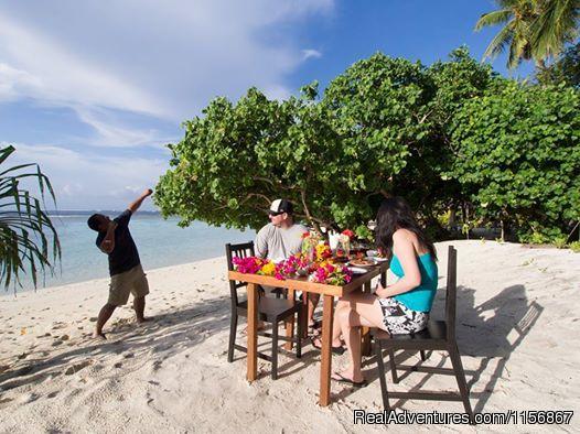 Image #13 of 26 - Oceanic Village at V.Thinadhoo Island