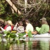 Derek and Family Birding on the Wekiva River