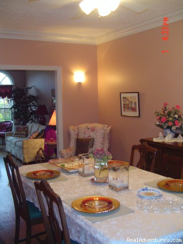 Dining room - Ben Brae-on-the-Park