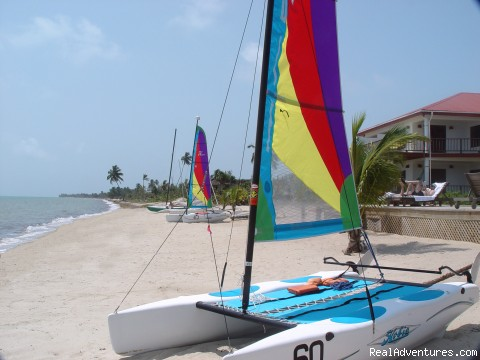 Water sports - Robert's Grove Beach Resort