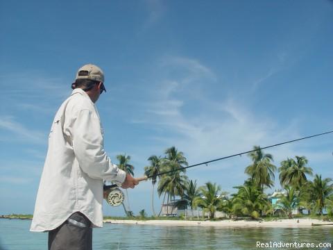 Fly Fishing (#14 of 21) - Robert's Grove Beach Resort