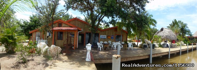 PADI 5 star dive center - Robert's Grove Beach Resort