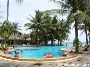 Samui Hotel, Buddy Samui Boutique Hotel, Koh Samui: Outdoor Swimming Pool 1