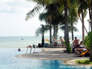 Outdoor Swimming Pool 3 - Samui Hotel, Buddy Samui Boutique Hotel, Koh Samui