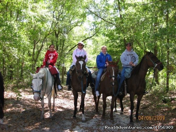 Image #14/24 | Horseback Riding Near Ocala Florida