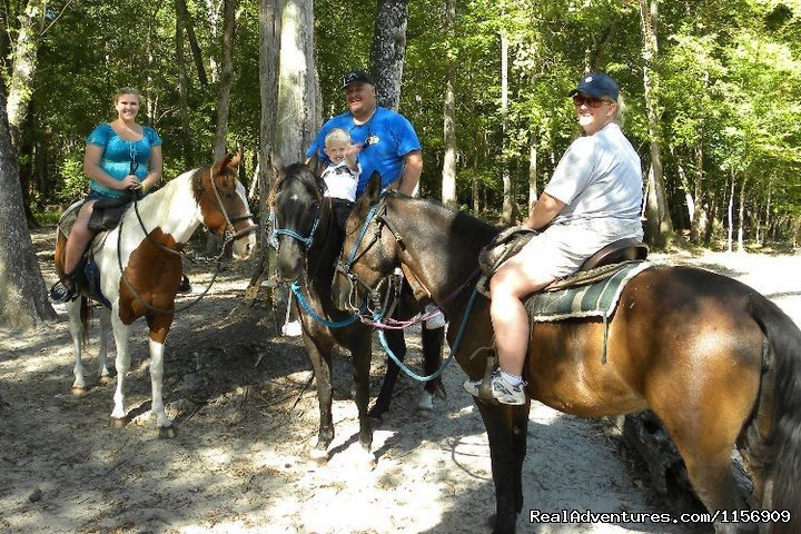Image #19/24 | Horseback Riding Near Ocala Florida