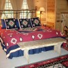 Deer Lodge King Loft Bedroom