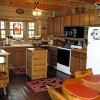 Deer Lodge Kitchen & Dining Area