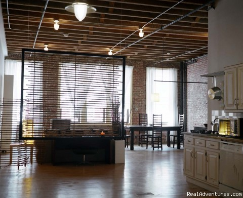 Fully Furnished Landmark Lofts With Internet&cable, Brooklyn, New ...