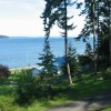 Olympic Peninsula's Oak Bay Getaway View from Deck