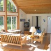 Olympic Peninsula's Oak Bay Getaway Living room