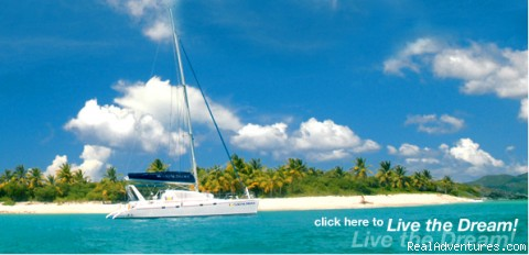 Virgin Islands Catamaran (#3 of 3) - Personalized, customized Virgin Island charters