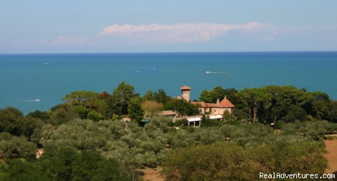 A Charming Seaside Resort in Central Italy