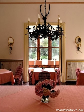 The Dining room (#3 of 14) - A Charming Seaside Resort in Central Italy