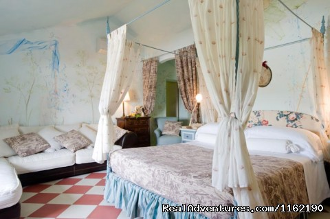 A Junior suite - A Charming Seaside Resort in Central Italy