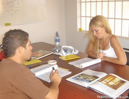Spanish classes - Study Spanish in Manuel Antonio, Costa Rica