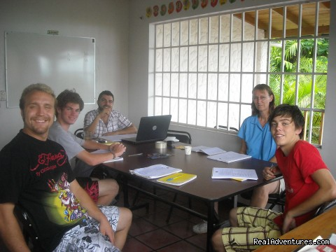 Learn Spanish - Study Spanish in Manuel Antonio, Costa Rica
