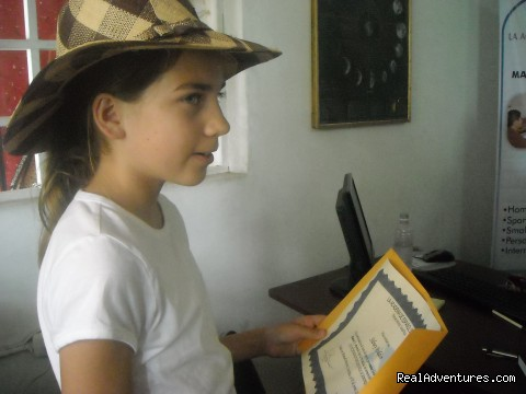 Spanish Student (#4 of 17) - Study Spanish in Manuel Antonio, Costa Rica
