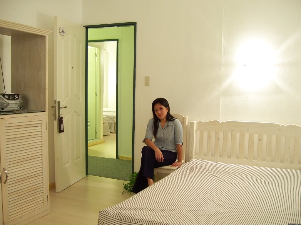 Queen Bed | Image #3/5 | Proud to Serve You - Makati International Inn