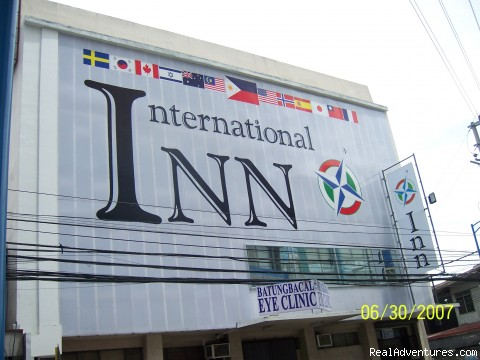 Proud to Serve You - Makati International Inn Bed & Breakfasts Makati City, Philippines