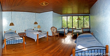 - Hostal Refugio del Rio...located in Boquete