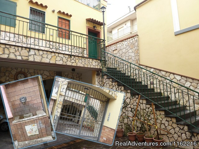 CHARMING HOUSE close to AMALFI COAST,POMPEI, NAPLE