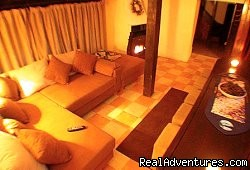 Lounge - Ski and snowboard chalet accomodation in Bansko