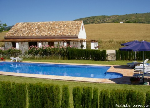 Self-catering Vacation Ronda Andalucia Spain